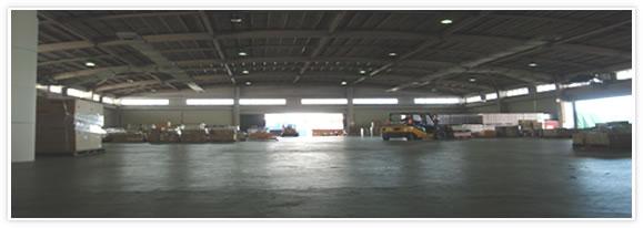 到着貨物の荷役 イメージ1