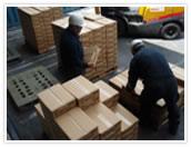到着貨物の荷役 イメージ2