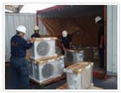 到着貨物の荷役 イメージ3