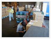 到着貨物の荷役 イメージ4